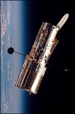 Hubble Space Observatory Thumbnail