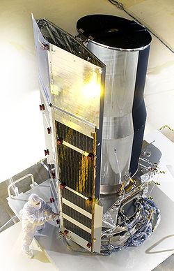 Spitzer Space Observatory